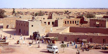 Le puzzle formé par le JNIM et les groupes islamistes militants au Sahel