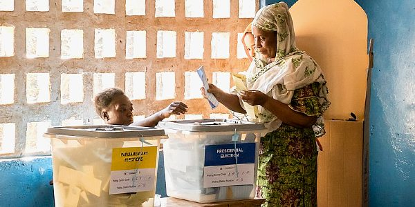 Taking Stock of Africa's 2021 Elections