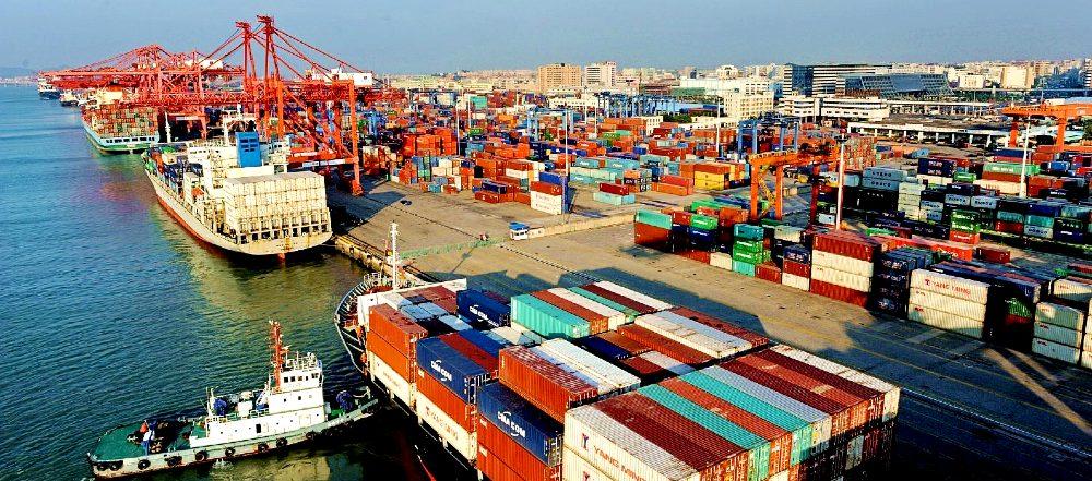 Tin Can Island Port, Nigeria.