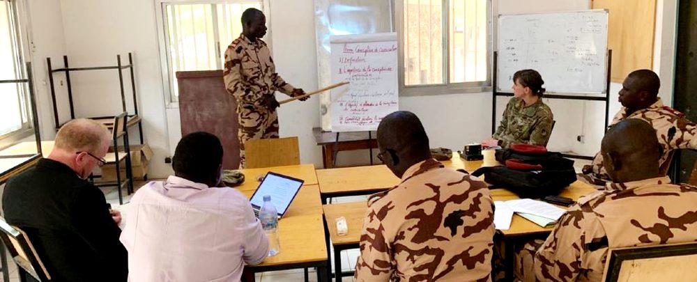 African Military Education Program