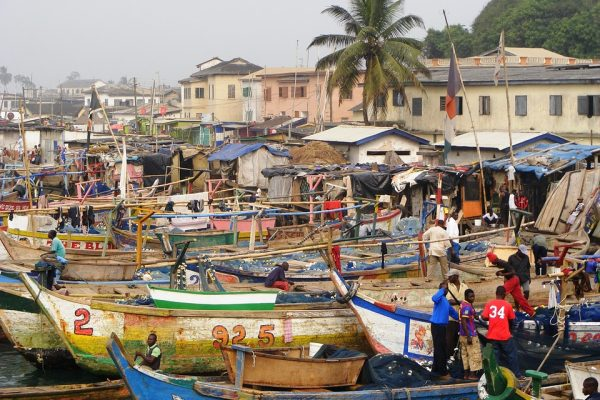 Seasick: As COVID Locks down West Africa, Its Waters Remain Open to Plunder