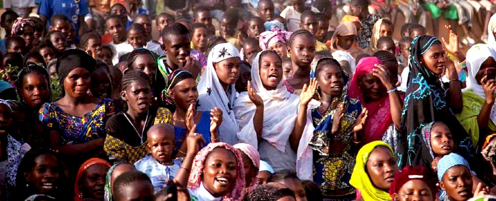 African Youth Engaging in Peace and Security