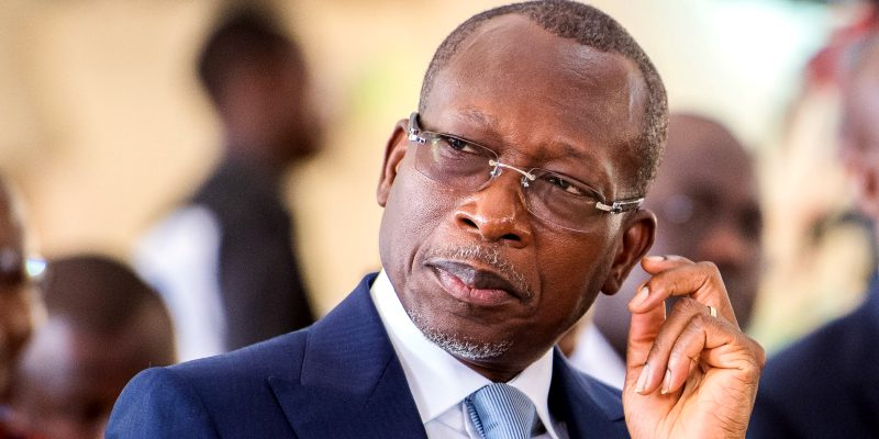 The Dismantling of Benin's Democracy