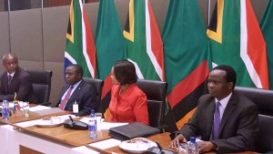 Zambia and South Africa joint cooperation commission