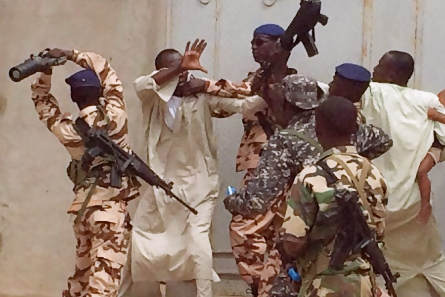 Chad's Ongoing Instability, the Legacy of Idriss Déby