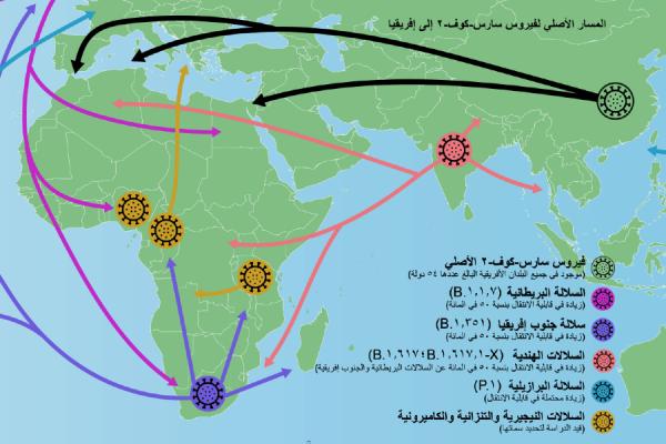دروس لأفريقيا من ارتفاع حالات الإصابة بفيروس كوفيد المميت في الهند