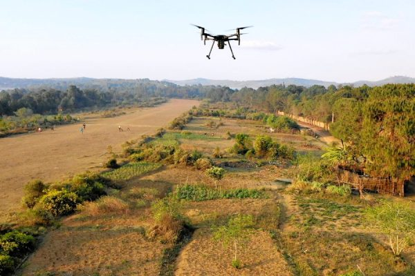 Drones and Violent Nonstate Actors in Afric