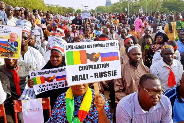 Russia's Wagner Play Undermines the Transition in Mali